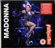 REBEL HEART TOUR - EUROPE DVD / CD ALBUM